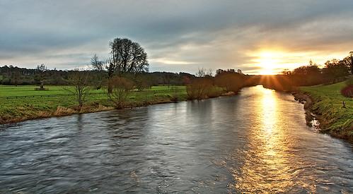 kilkenny ireland sun clouds river dawn hdr nore daybreak project52 shanemcdonald shanemcdonaldme