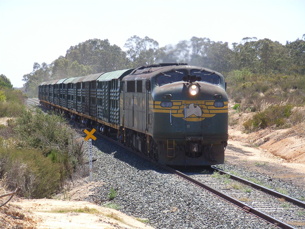 A73 speeds through White Hills on 9084 by bukk05