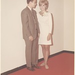 Dave and Judy Johnson 1968