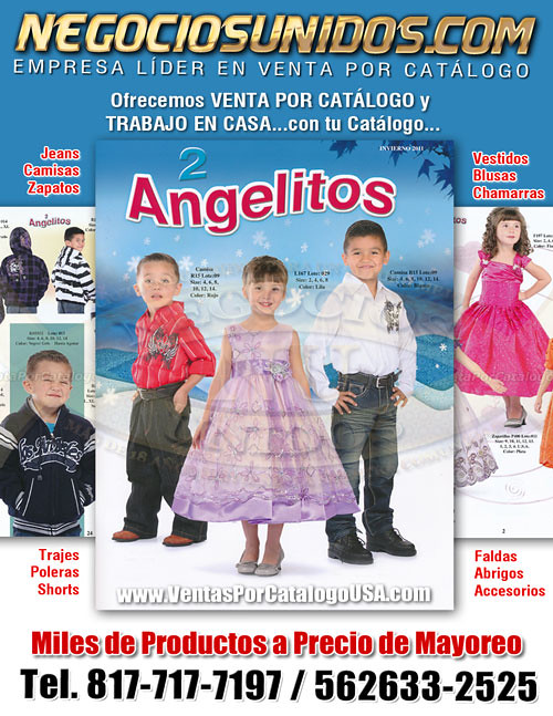 ad80594ea2b9 ... Moda Infantil Ropas para Niños Comprar Ropa por Internet Venta por  Catalogo 2 Angelitos Negocio Internacional