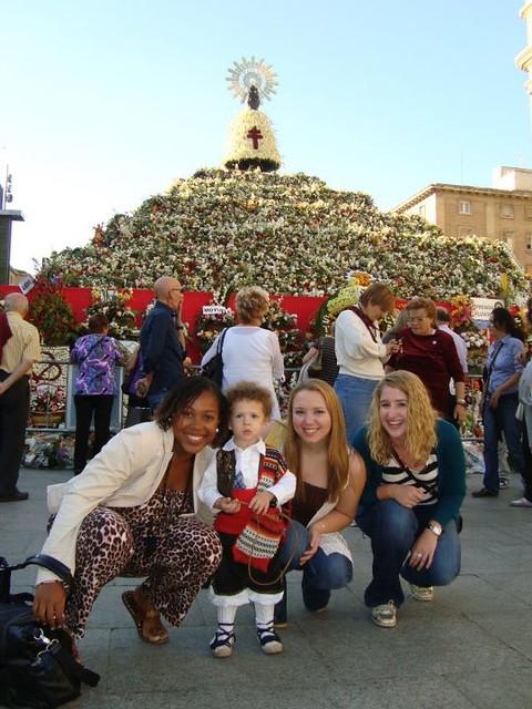 Zaragoza Fiesta del Pilar