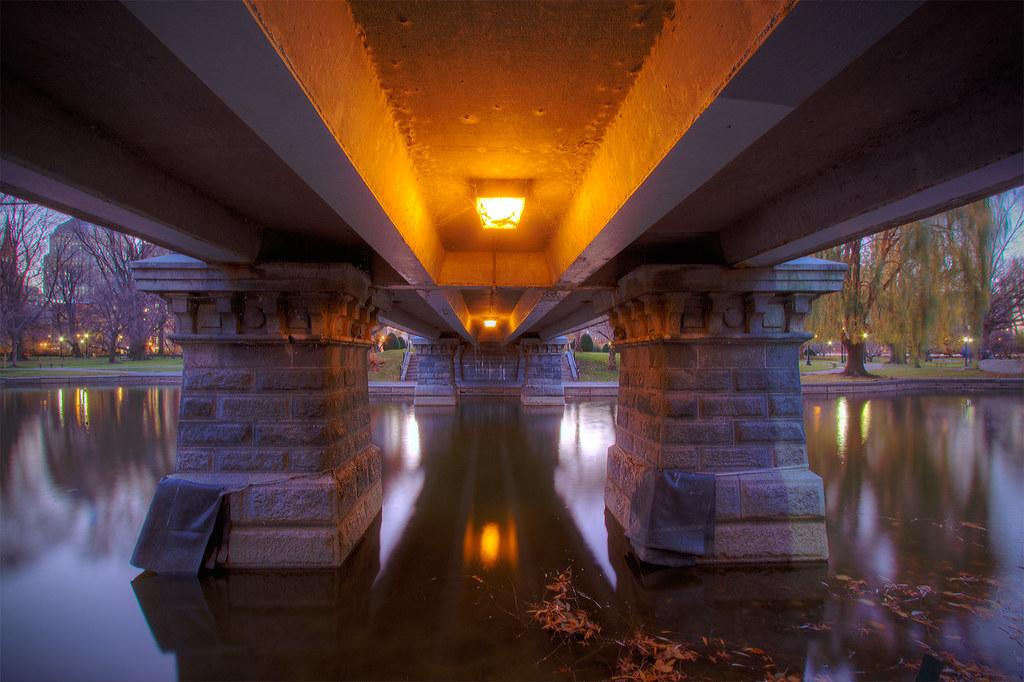 Public Under The Bridge
