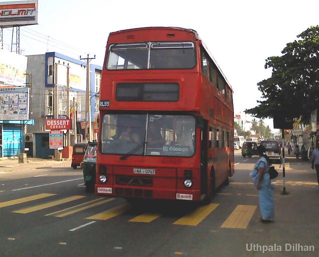 SLTB MCW metrobus