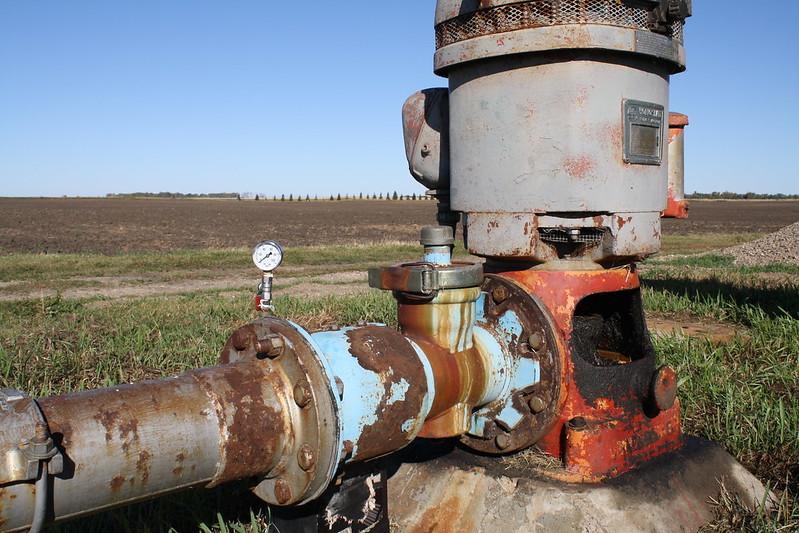 irrigation pump 3