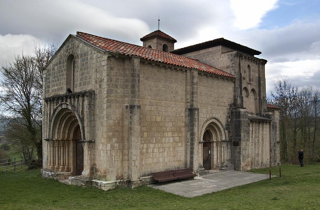 Resultado de imagen de Santa María de Siones