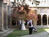 Arles – svatba v klášteře St. Trophime, foto: Luděk Wellner