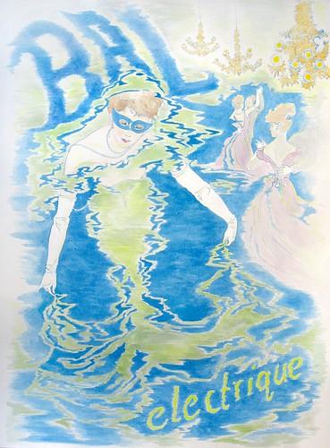 "Christina Corfield ""Poster 2"""