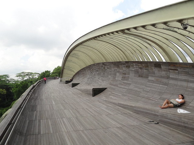 Henderson Wave; Mount Faber and Telok Blangah Parks, Singapore