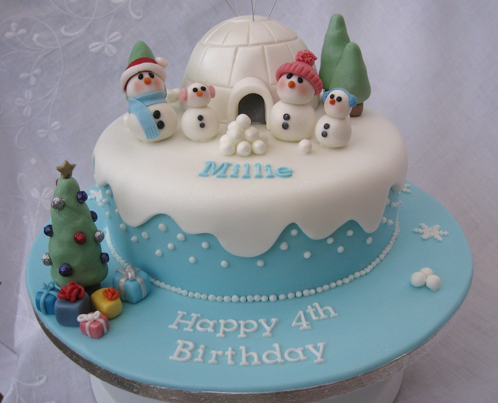 Fine Snowman Birthday Cake Well Done Mark Cavendish Sports Per Flickr Personalised Birthday Cards Petedlily Jamesorg