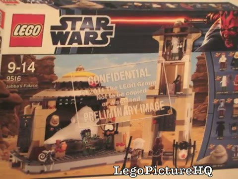 0ed1e801d4 ... Lego Star Wars Summer Sets 2012 - Jabba's Palace | by M&R Movies  Productions