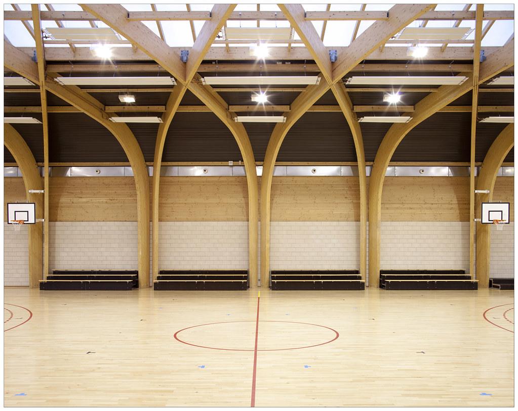 Atelier D Architecture Alexandre Dreyssé 1112_drancy__06 | gymnase regis racine, atelier alexandre dr