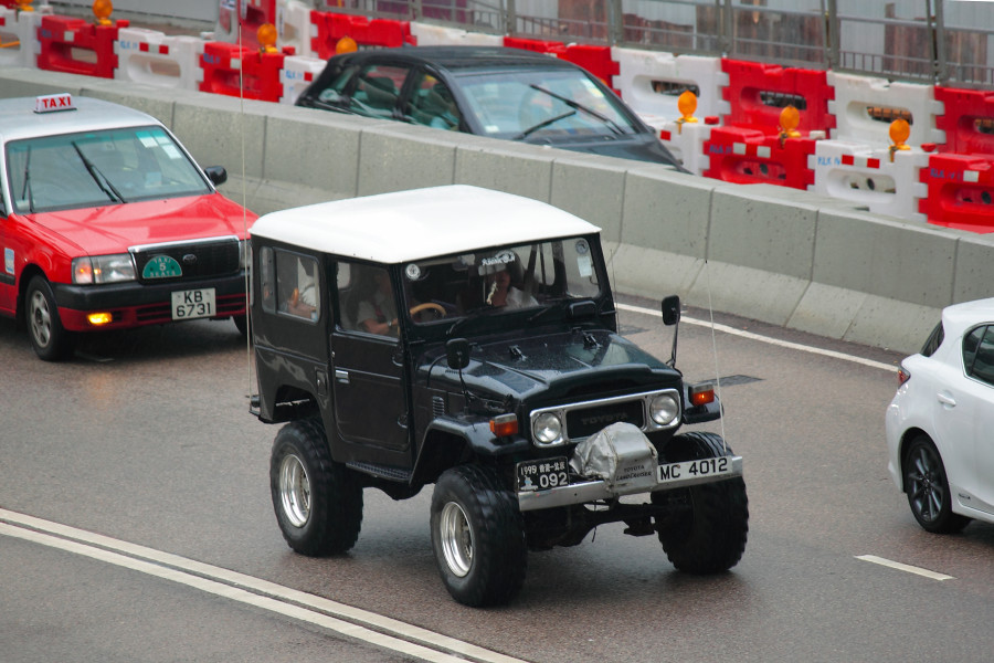 Toyota Land Cruiser 40 Series