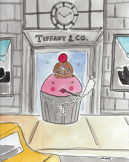 Cupcakes at Tiffany's! | by cakespy