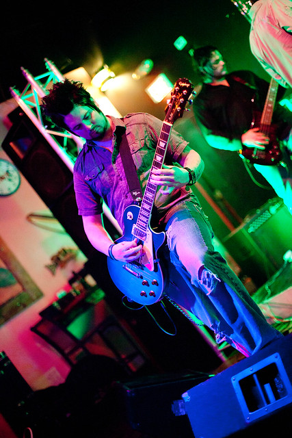 Jeff Smith - Lead Guitarist - South