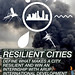 Resilient Cities Competition Poster