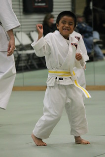 Victor at Karate Class | by Castles, Capes & Clones