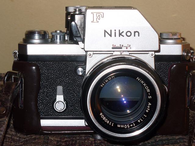 Nikon F Photomic FTN (1970)