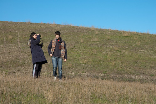 Passeggiando tra i campi