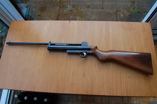 Webley Mk1 air rifle | by johnbaz77