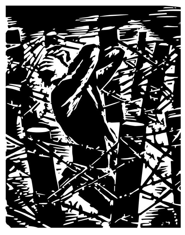 Notre Temps 04 - Frans Masereel - 1952