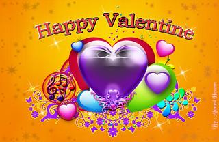 Happy Valentine ..