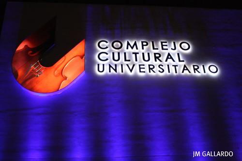 Puebla - Complejo Cultural Universitario