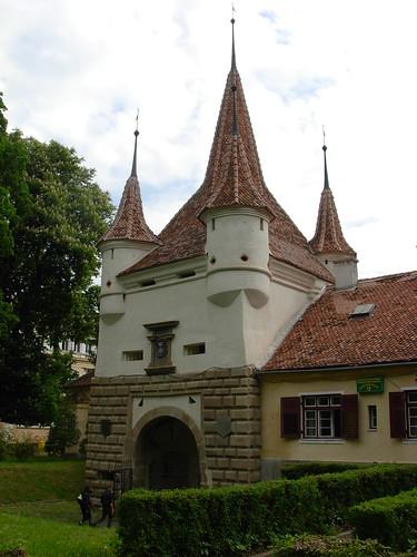 Poarta Ecaterinei, Brașov