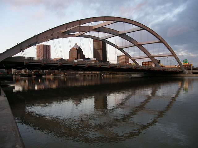 The Frederick Douglass-Susan B. Anthony Memorial Bridge