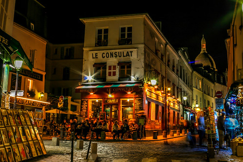 Montmartre Nights | by davecurry8