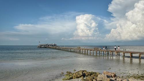 florida usa annamariaisland ami nikon d3300 citypier pier sea tampa tampabay gulfofmexico meer wasser sky clouds cloud wolken sunset sundown sunrise sonnenuntergang sonnenaufgang