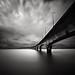 Under the Bridge#2 by Laurent Miaille