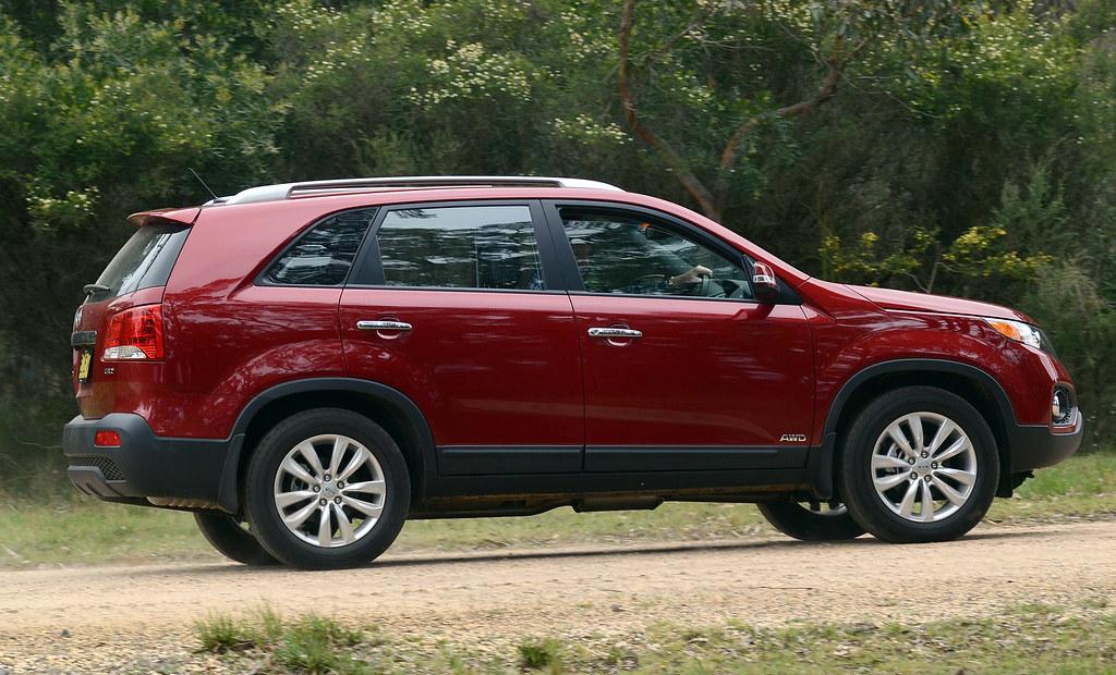 Kia Sorento SLi - Best SUV over $40,000 - Australias Best