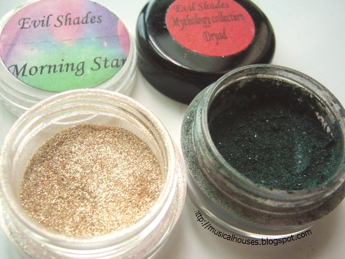 gold green christmas eye look evil shades morning star dryad | by musicalhouses