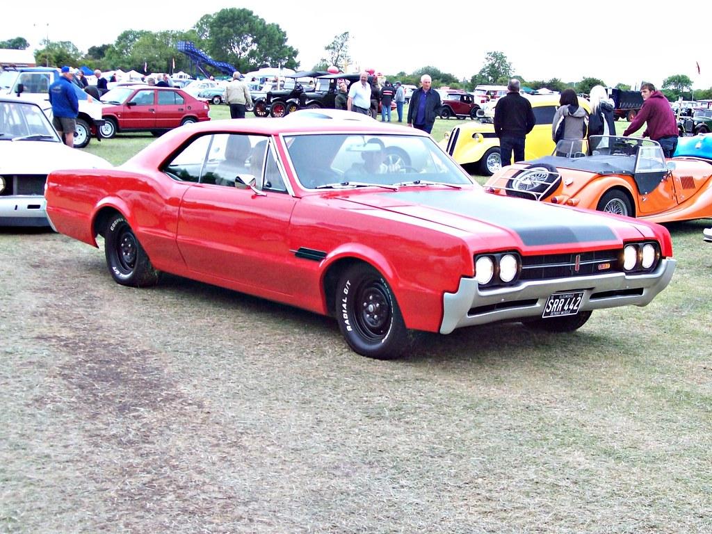 269 Oldsmobile 442 (1966) | Oldsmobile 442 (1966) Engine 400