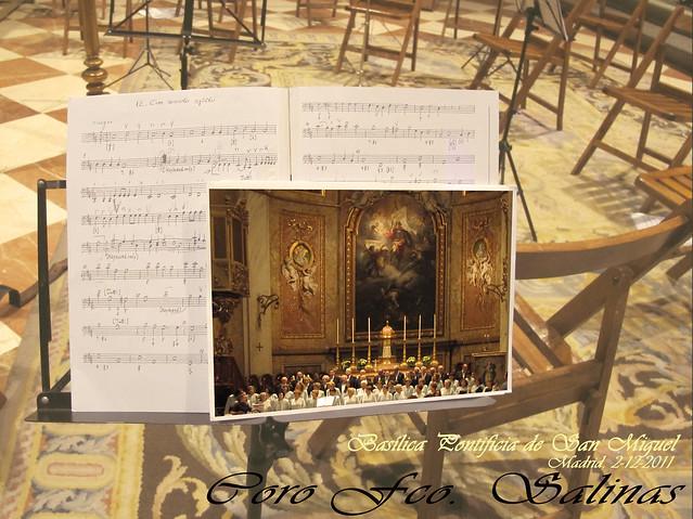 el coro de amalia y juan