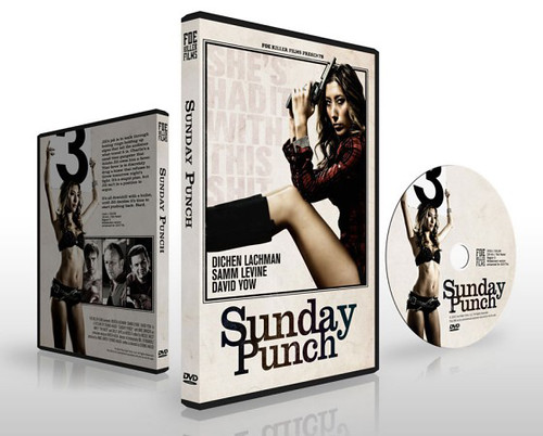 Sunday Punch DVD package