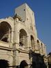 Arles – římská aréna, foto: Luděk Wellner