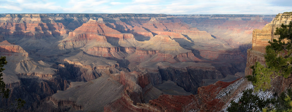 Grand Canyon National Park: East of Mohave Point 2020