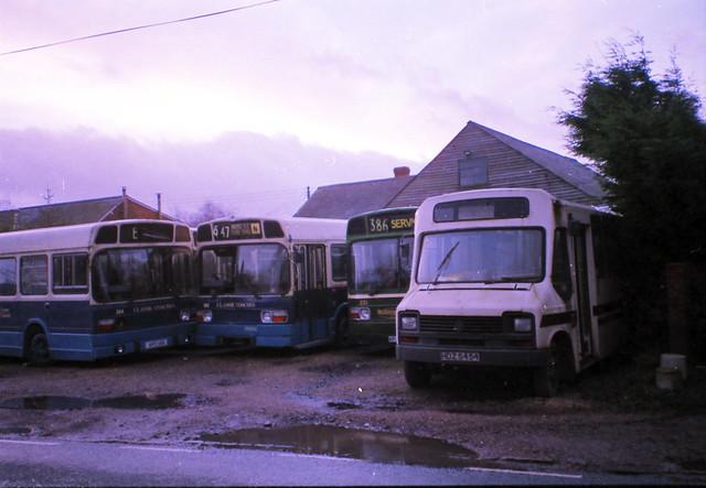 Classic Coaches Yard