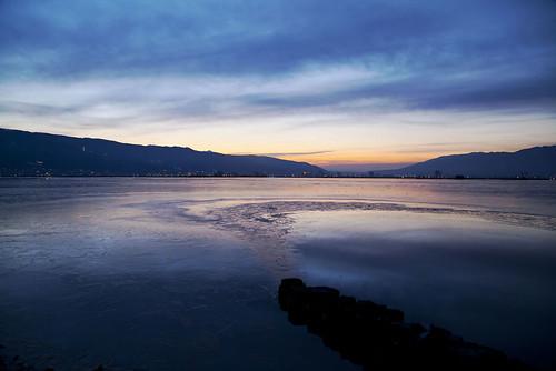 lake 諏訪湖 5dmarkii