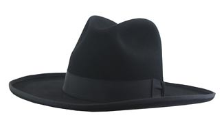 2066 Doc Holliday Custome Tombstone Cowboy Hat | Material: s