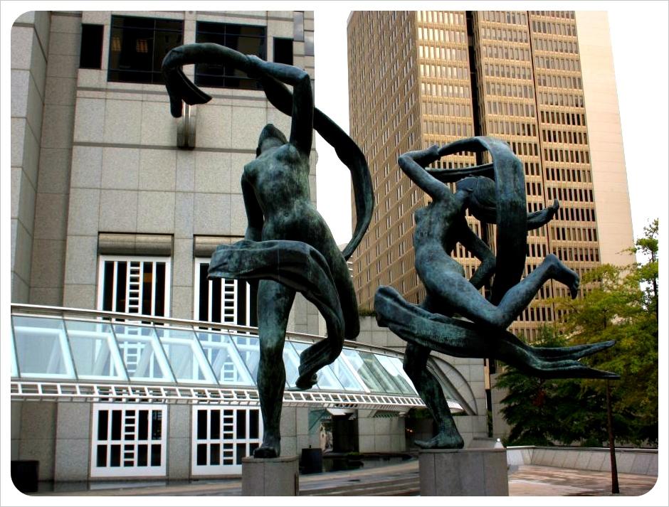 atlanta sculptures