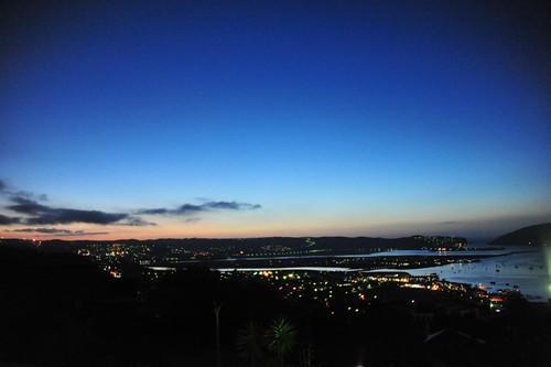 africa sunrise 1st harbour south january newyear begining 2012 knysna knysnasouthafrica january1st2012
