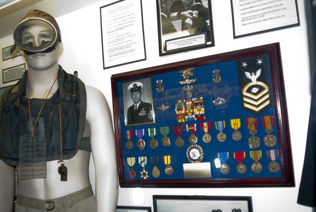 Peter Slempa, BTCM   Navy Seal - Seal Team 1 (plankowner