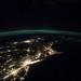 U.S. East Coast at Night (NASA, International Space Station, 01/29/12) by NASA's Marshall Space Flight Center