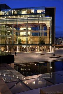 Gates Foundation Visitor Center Opens