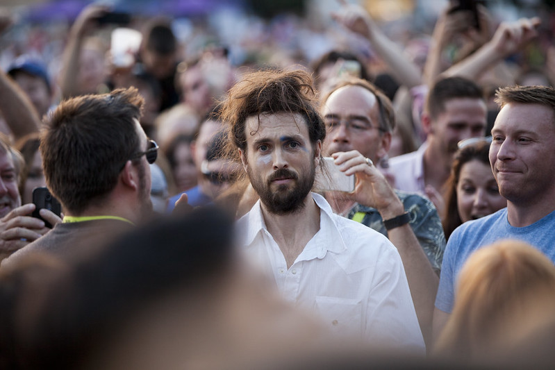 Edward Sharpe and the Magnetic Zeros at Hop Jam 2016