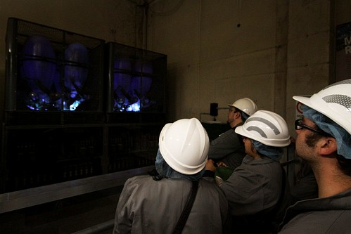 Checking out the mercury arc rectifier