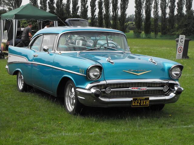 Chevrolet - 462 UXH