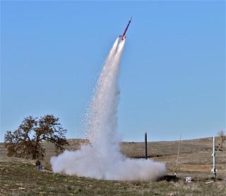 Epic Rocket - Ground Cam - My son